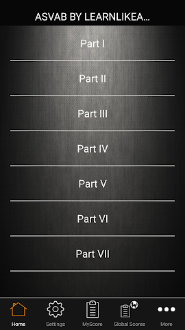 android XDA Trivia by LLAB Screenshot 1