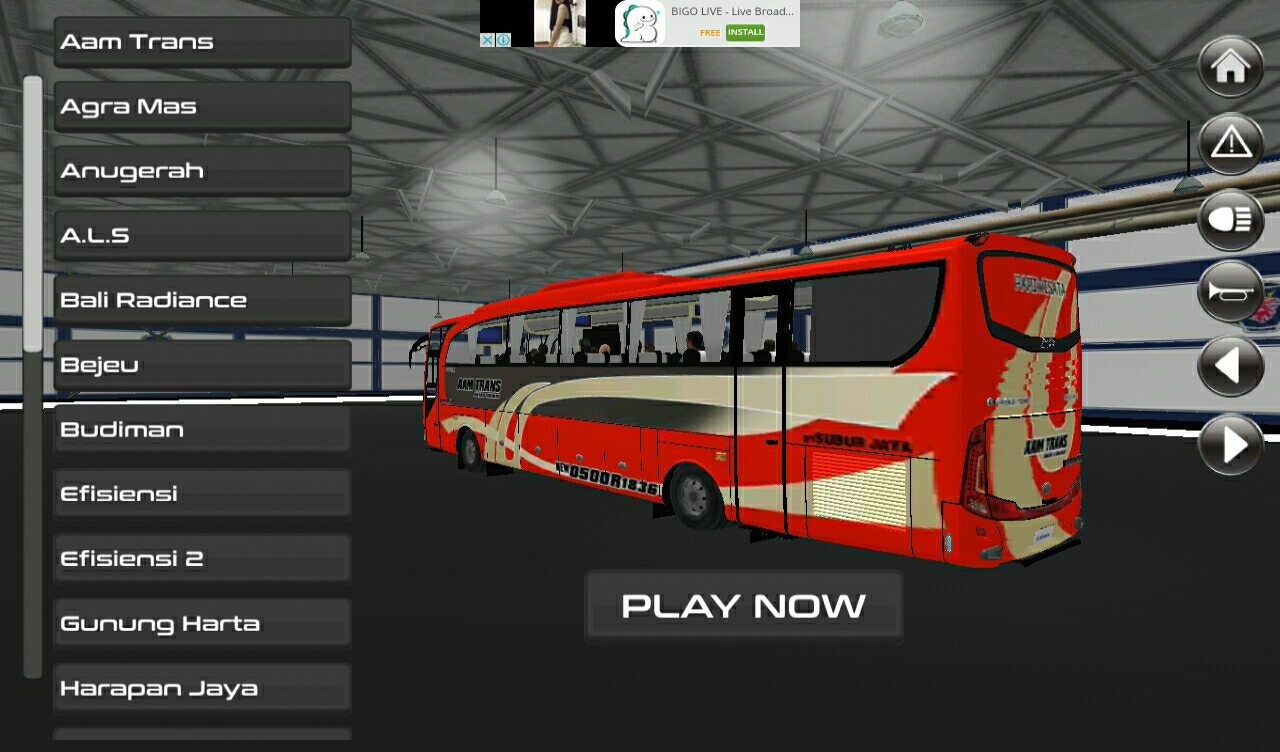 IDBS Bus Simulator- screenshot