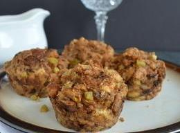 Baked Muffin Stuffing Recipe
