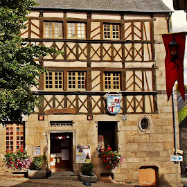 by Ciprian Apetrei - Buildings & Architecture Public & Historical ( building, exterior, traditional, brittany, architecture )