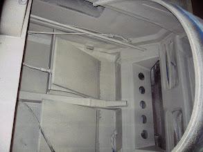 Photo: Rear cockpit in Zolatone Desert Camo
