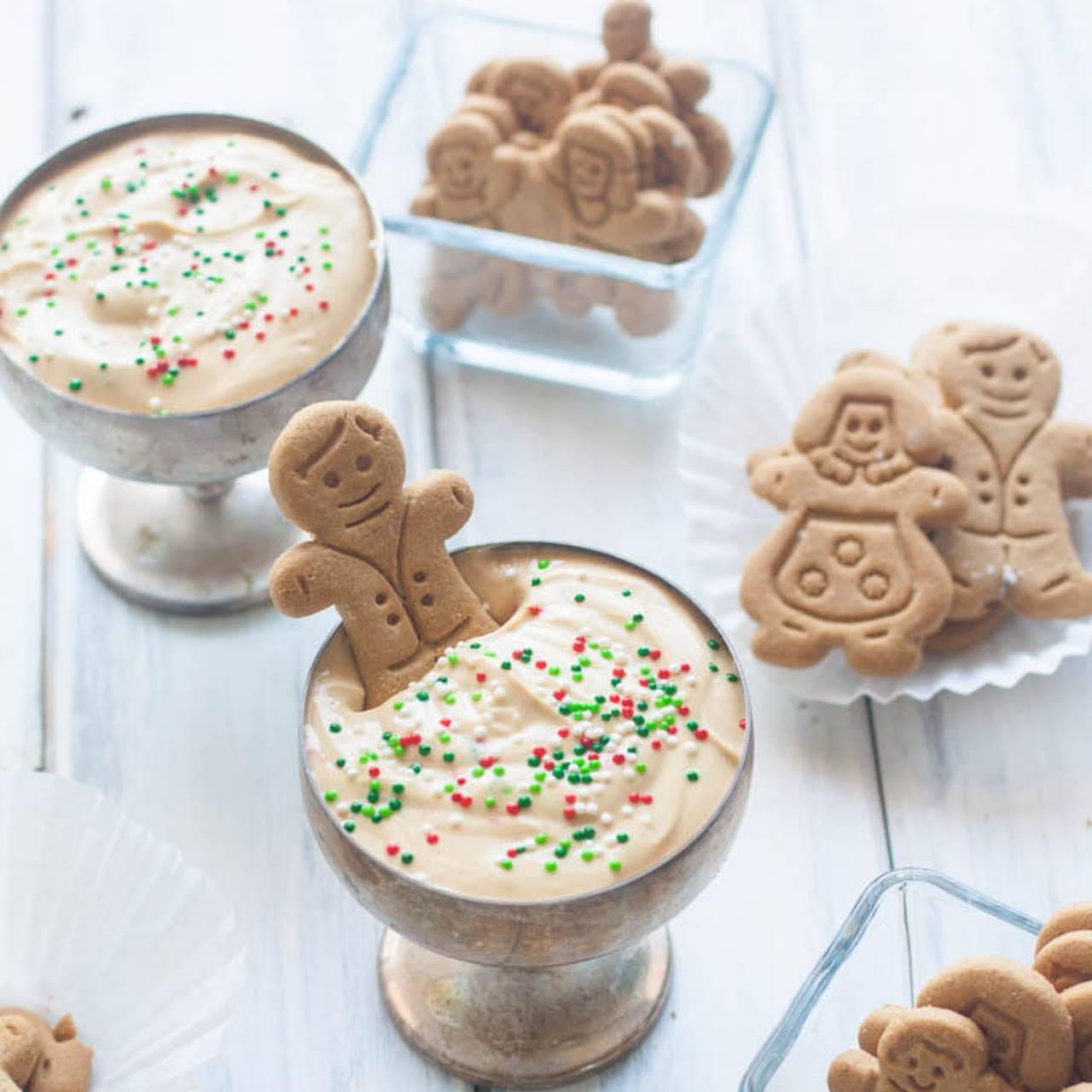 Greek Yogurt Gingerbread Dip