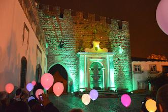 Photo: Animação à entrada do castelo
