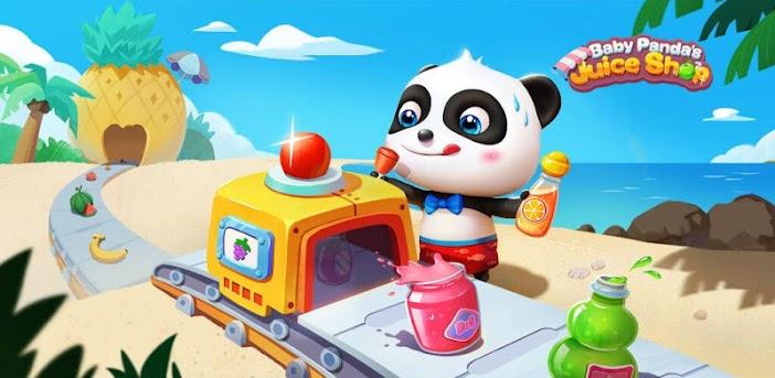 Baby Pandas Saftladen