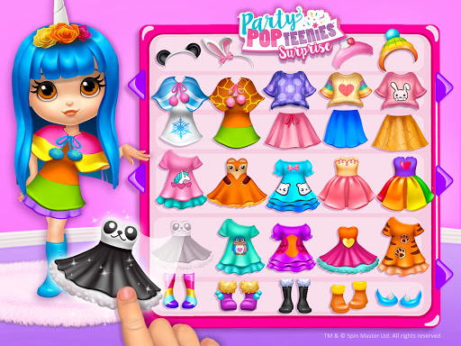 Party Popteenies Surprise - Rainbow Pop Fiesta 1.0.97 screenshots 10