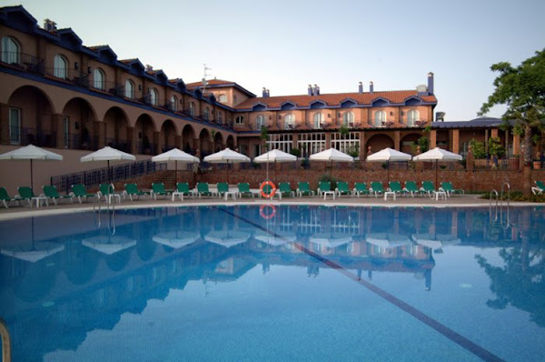 Hotel MS Fuente las Piedras ****</br><p style=