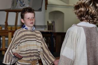"""Photo: Jacobus: """"Anderen denken dat u Jeremia bent of een andere profeet."""""""