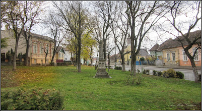 Photo: Str. Avram Iancu - Monumentul Reuniunea Sf. Maria - 2017.11.13