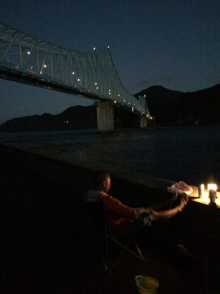 道の駅生月大橋