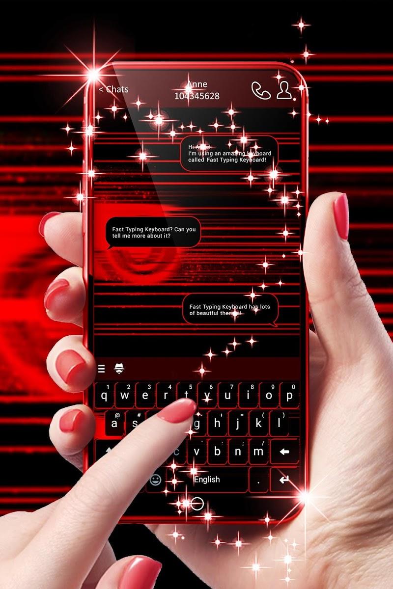 Fast Typing Keyboard Screenshot 0