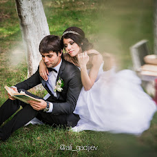 Wedding photographer Ali Gadzhiev (Adeon). Photo of 01.06.2015