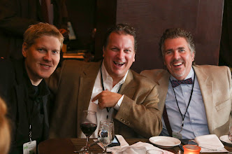 Photo: Stephen, Scott, and Kevin