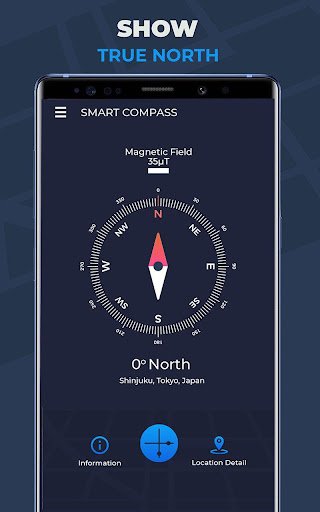 Compass Pro For Android: Digital Compass Free 1.0.8 app download 3