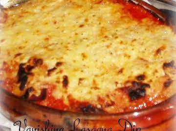 Vanishing Lasagna Dip