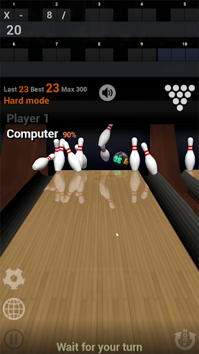 Bowling 3D 1.321 de.gamequotes.net 4