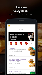 App McDonald's APK for Windows Phone