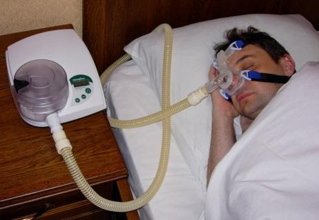 Пациент спит с SB