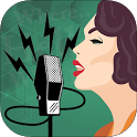 Girl voice changer: Voice changer with effects app icon