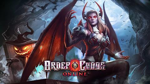 Order & Chaos Online Screenshot 1