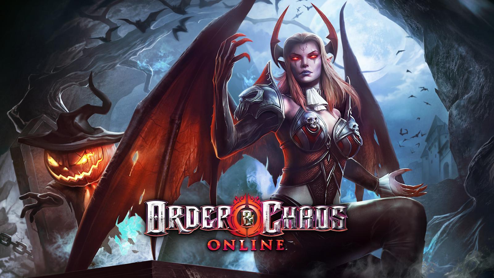 Order & Chaos Online- screenshot