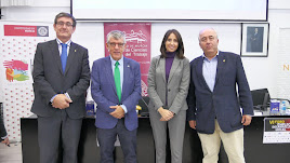 Manuel Cortés y Carmén Belén López en Murcia.