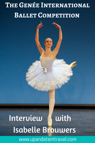 The Genée International Ballet Competition. Pinterest