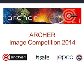 """Photo: ARCHER 2014 image competition   Welcome to the gallery of the ARCHER 2014 image competition.   These images were all entries to this year's competition, which invited current and past ARCHER users to submit a picture and summary to illustrate the theme """"ARCHER Enabling research"""". The variety of subjects covered here gives an indication of the breadth of the work supported by the ARCHER service.   Thanks to all who took part and granted us permission to use their images.    The judging panel comprised representatives from the ARCHER CSE team, ARCHER USL team and experienced ARCHER users from around the UK and abroad."""