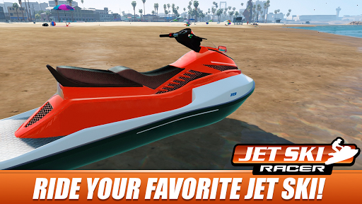 Download Speed Boat Jet Ski Racing MOD APK 2