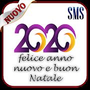 auguri di buon Natale e felice anno nuovo 2020 SMS