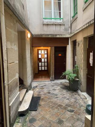 Location studio 21,35 m2