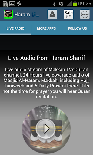 Listen Haram Radio 24x7x365