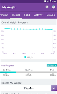 weight-mate- screenshot thumbnail