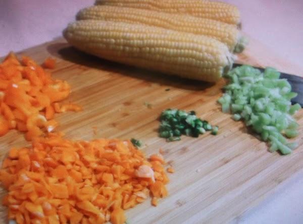 Carrots And Corn Chowder By Eddie Recipe
