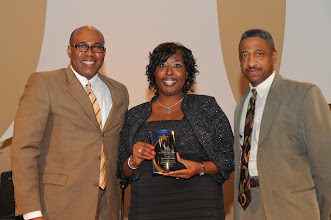 """Photo: """"Sharing the Dream in Government"""" winner Tammy Thomas for City of Arlington and Meals On Wheels"""