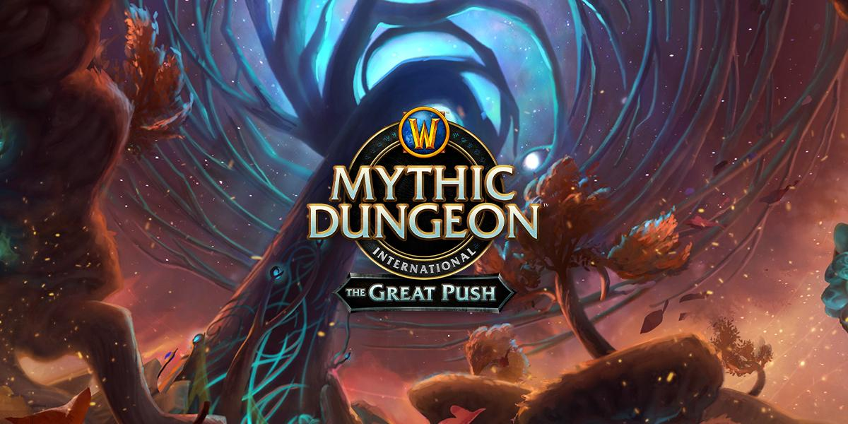 Welcome to The Great Push! — World of Warcraft — Blizzard News