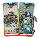 Turtle Mandala Launcher Theme icon
