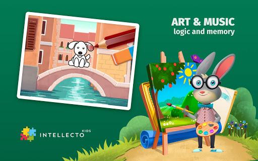 IK: Preschool Learning Games 4 Kids & Kindergarten screenshots 11
