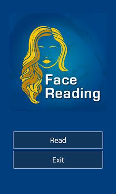 Face Reading - screenshot