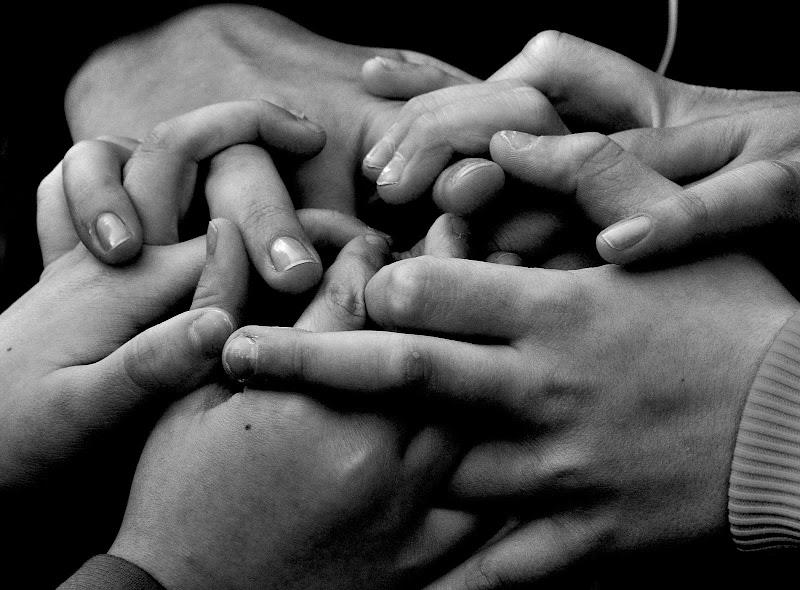 l'unione fa la forza (tutti per uno) di kaos