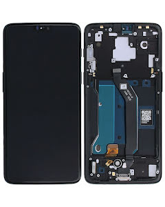 OnePlus 6 Display Original Mirror Black