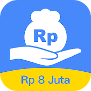 Wallet Rupiah - easy angel cash ktedit online