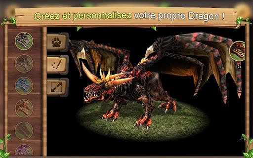 Simulateur de dragon en ligne captures d'écran apk mod pirater preuve 3