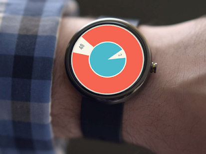 Yummy Watch Face- screenshot thumbnail