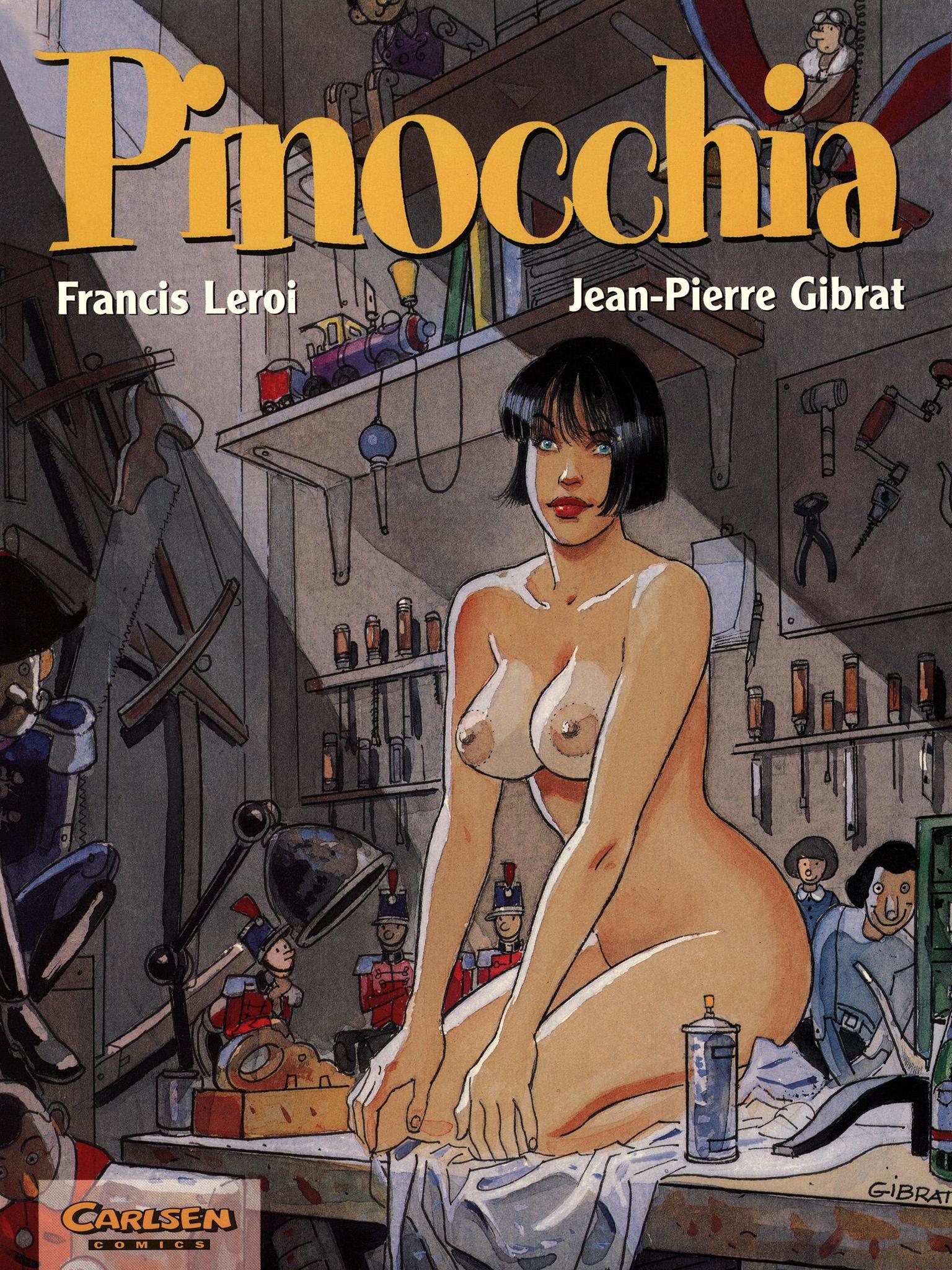 Pinocchia (1996)