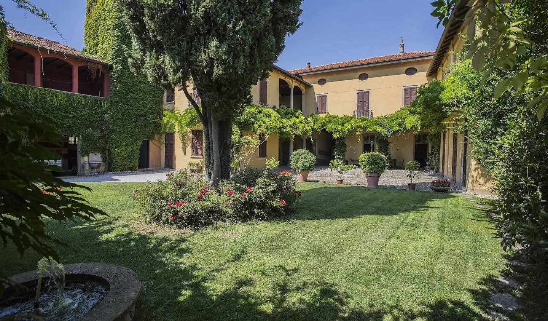 Villa Garbagnate Monastero
