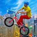 BMX Bike Stunt 2018 : Tricky Bicycle parkour Game
