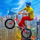 BMX Bike Stunt 2018 : Tricky Bicycle parkour Game icon