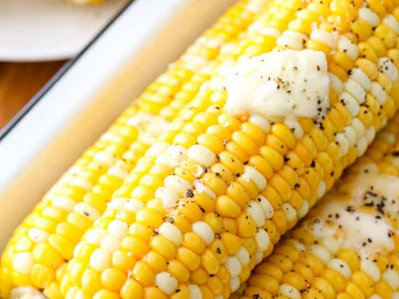10 Best Corn On The Cob Seasoning Chilis Recipes Yummly