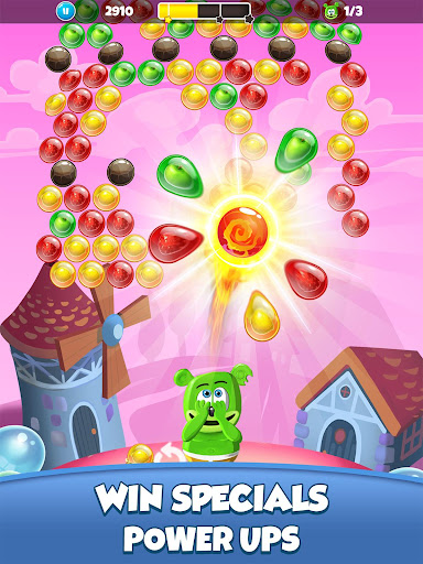 Gummy Bear Bubble Pop - Kids Game apktram screenshots 12