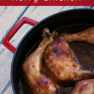 Chicken Hurry Recipes